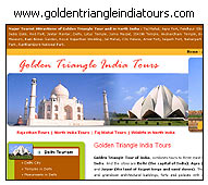 Golden Triangle India Tours